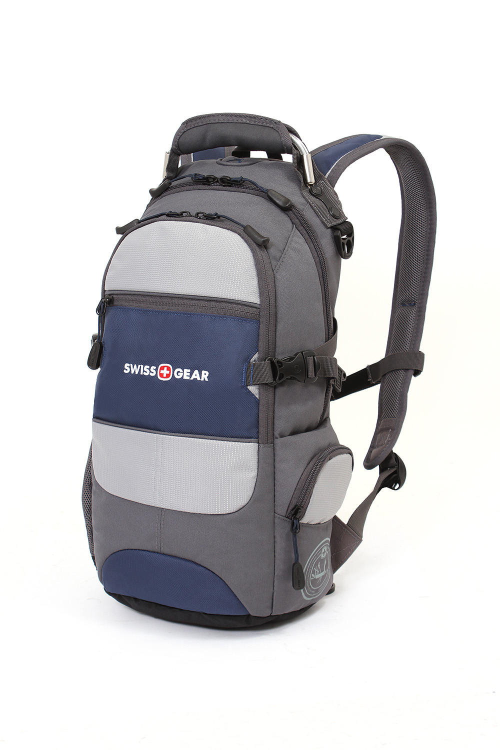 Swiss Gear Backpack Blue Click Backpacks