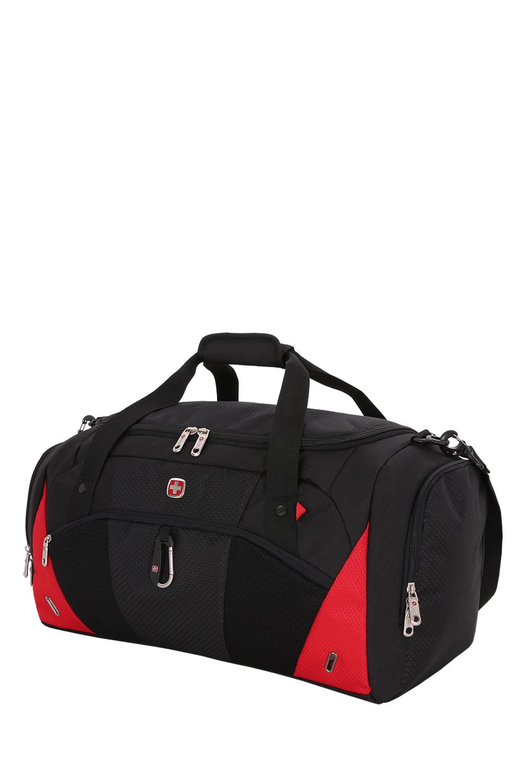 Swissgear Getaway Vertical Travel Duffel Bag   ReGreen Springfield f2e579a16c