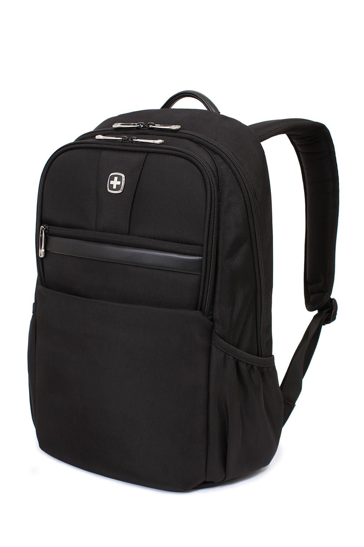 6369 Laptop Backpack – Black