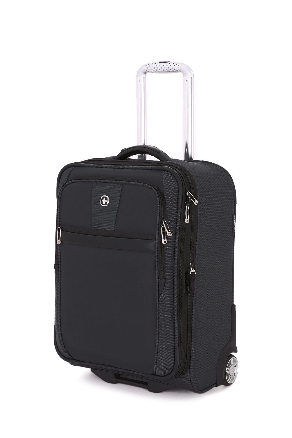6369 20 inch 2 Wheel Expandable Upright – Black