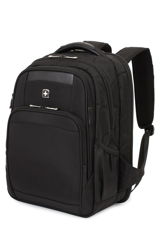 6392 ScanSmart Backpack – Black
