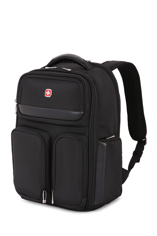 6393 ScanSmart Backpack – Black
