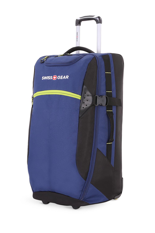 Swissgear 6532 28 Rolling Duffel Bag - Blue Green 51a3b57d3f881
