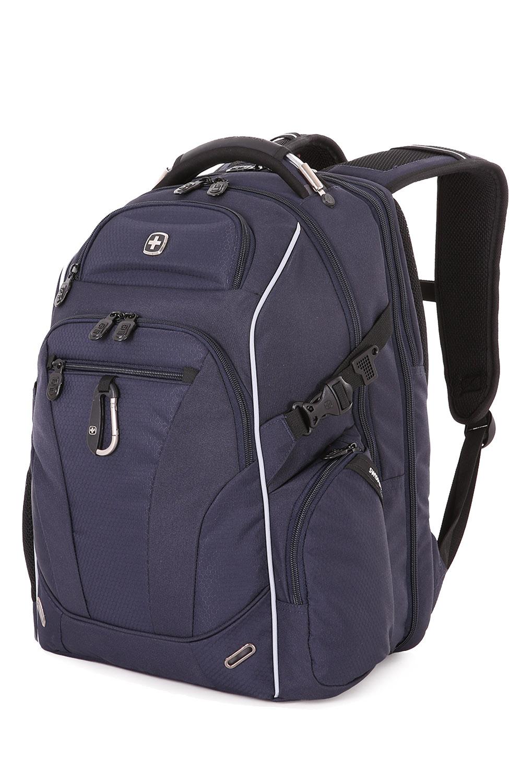 6752 ScanSmart Backpack – Noir Satin