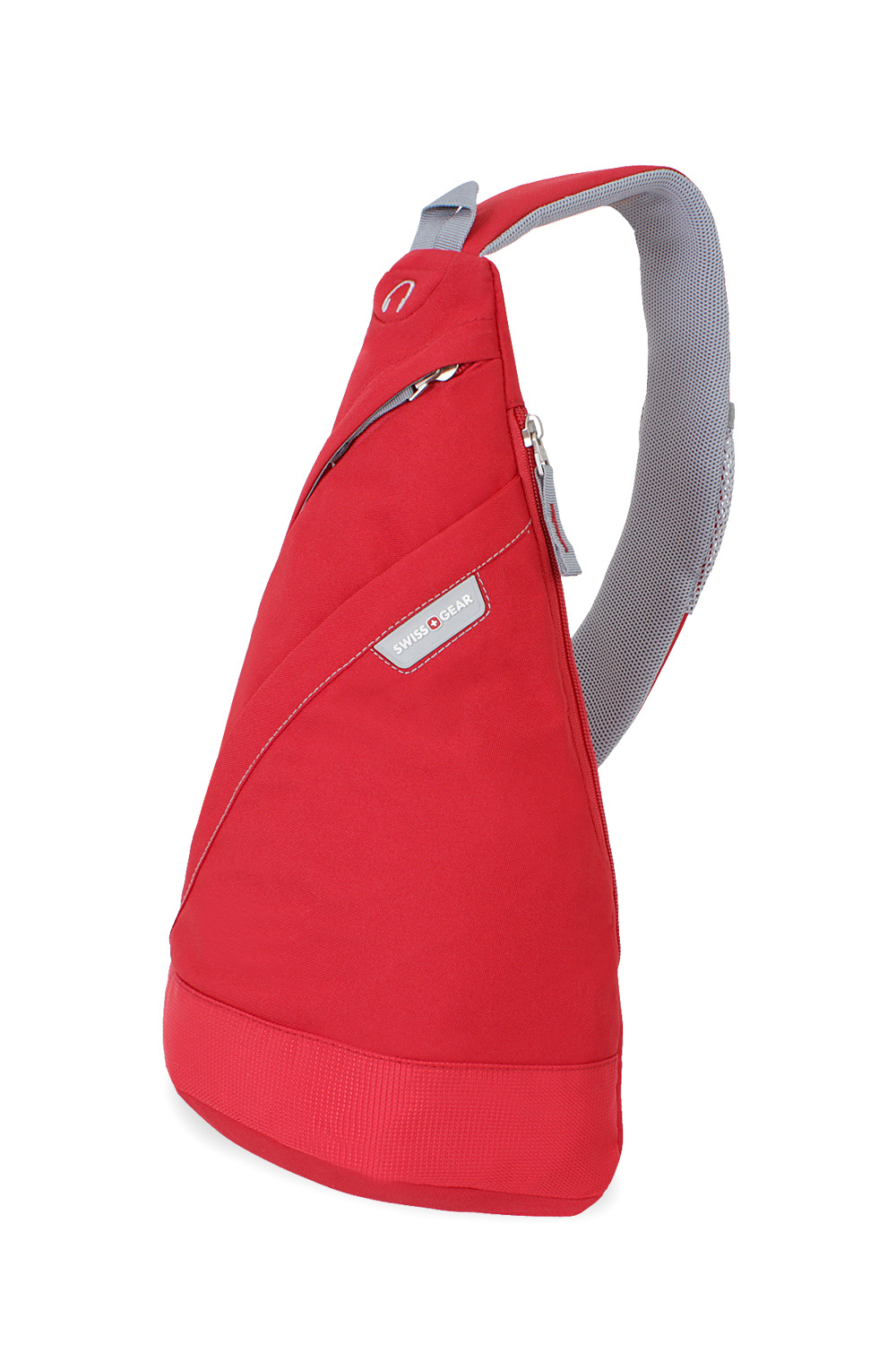Triangle Sling Bag – Red