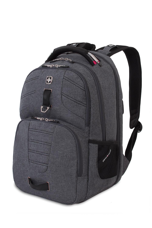 5311 ScanSmart Backpack – Heather Grey