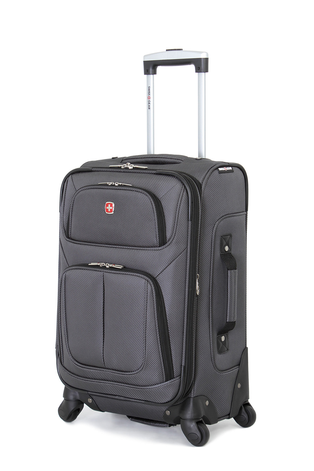 73f90bf08 Swissgear 6283 21 Expandable Carry On Spinner Luggage