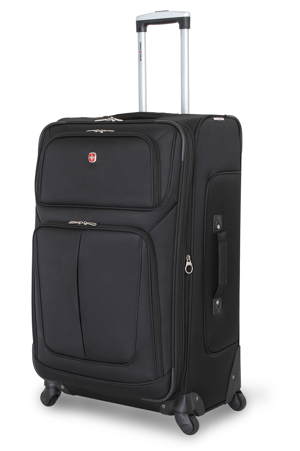 SWISSGEAR 6283 29 Expandable Spinner - Black Luggage