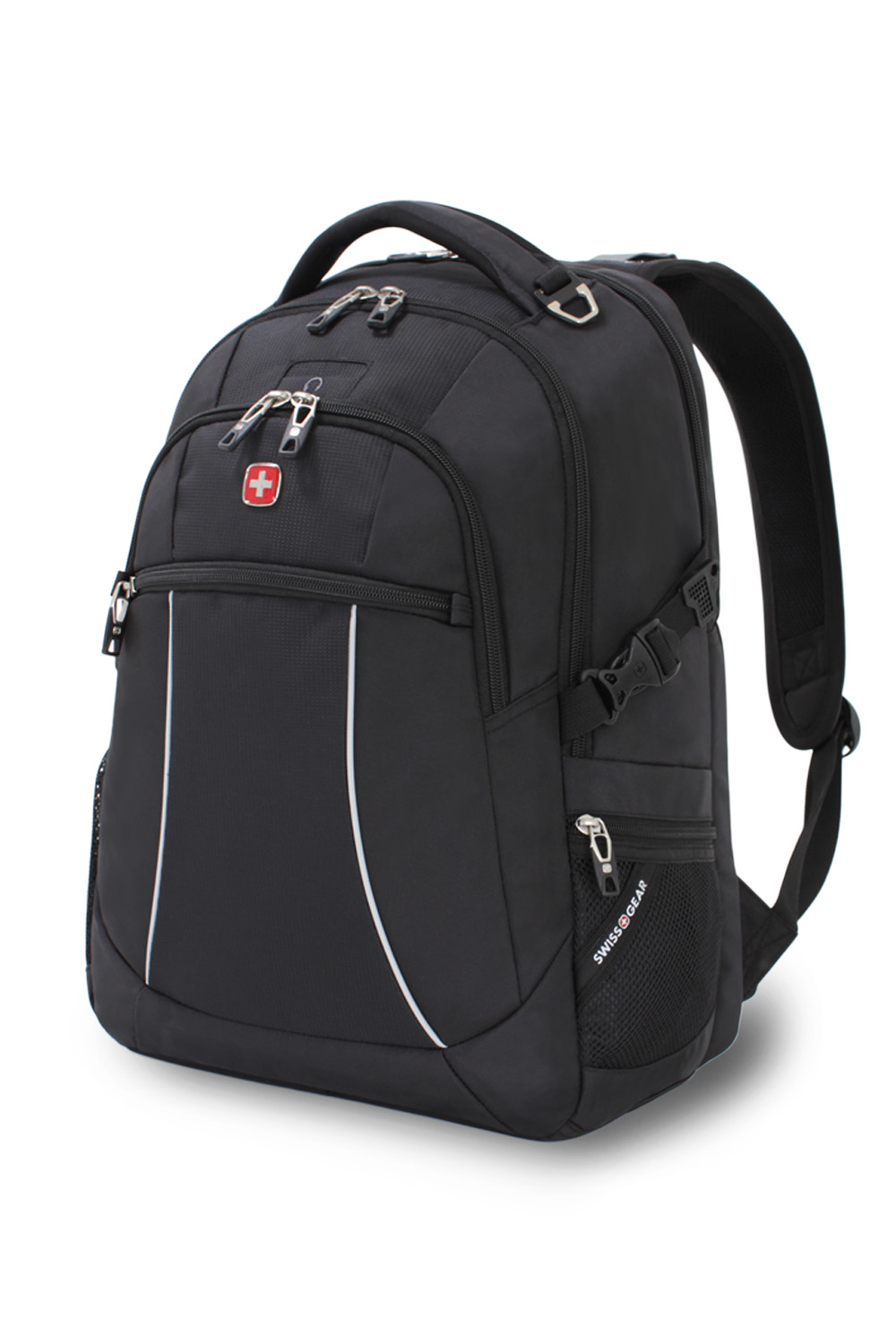 SWISSGEAR 6688 Laptop Backpack - Black