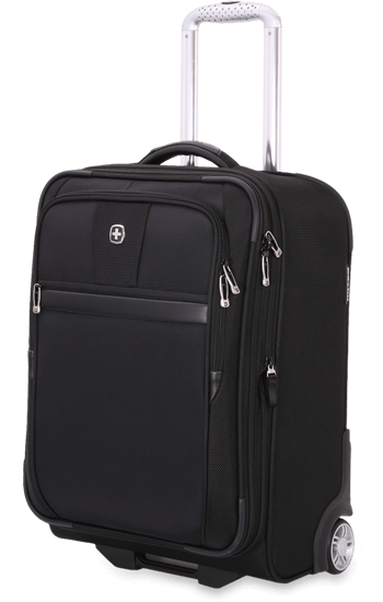 SWISSGEAR 6369 20 Inch 2 WHEEL EXPANDABLE UPRIGHT LUGGAGE
