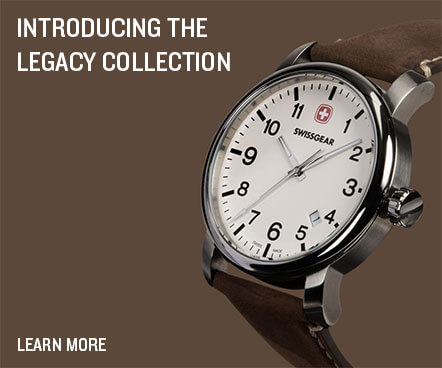 Introducing the Legacy Watch Collection