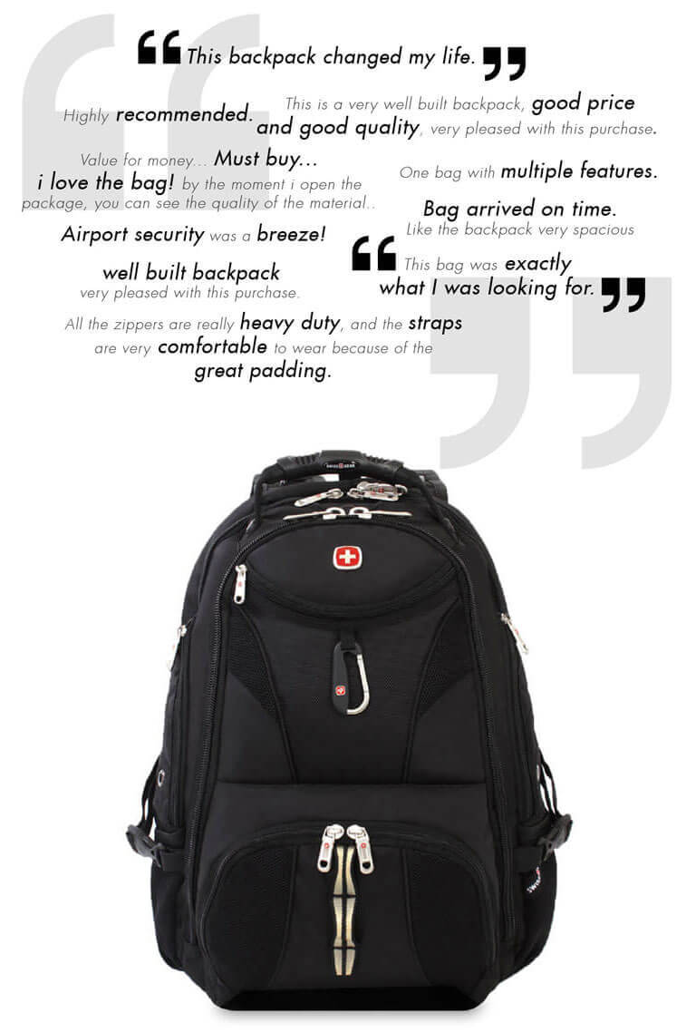 Swissgear 1900 Backpack