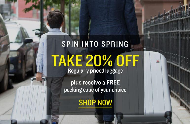 Spring Break Savings - Mobile