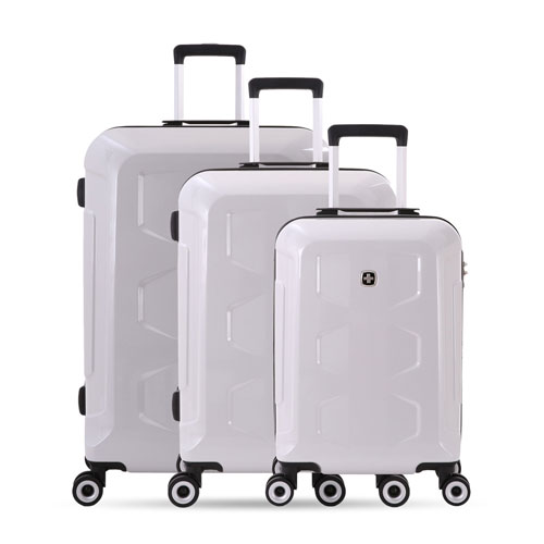 f96c32a67 Swissgear 6572 Limited Edition 3pc Hardside Spinner Luggage Set