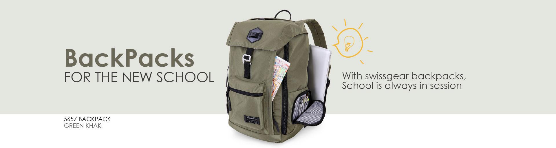 Swissgear School Backpacks