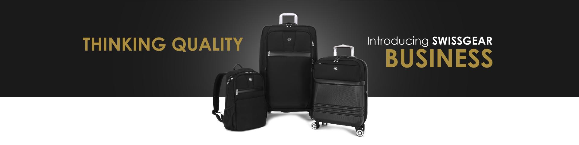 Swissgear TSA Friendly Backpacks