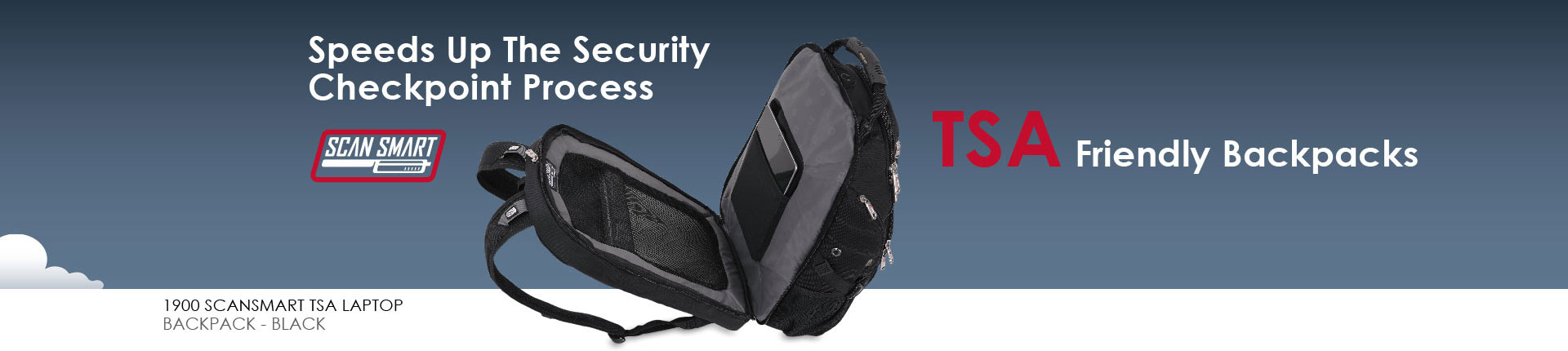 Swissgear TSA Friendly Backpacks
