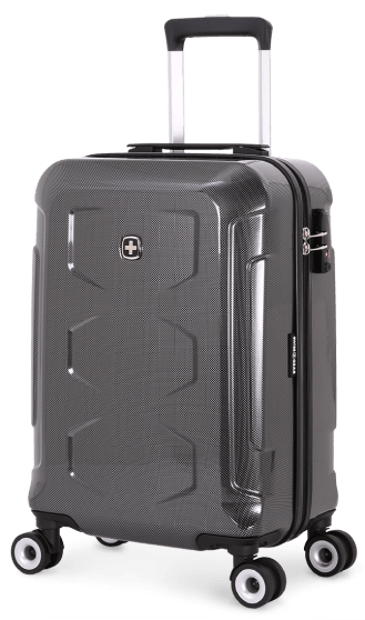 SWISSGEAR 6572 19 Inch Hardside Spinner Luggage