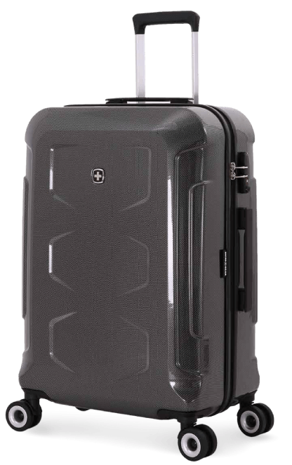 SWISSGEAR 6572 23 Inch Hardside Spinner Luggage
