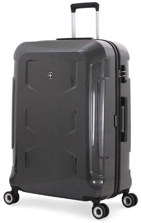 SWISSGEAR 6572 27 Inch Hardside Spinner Luggage