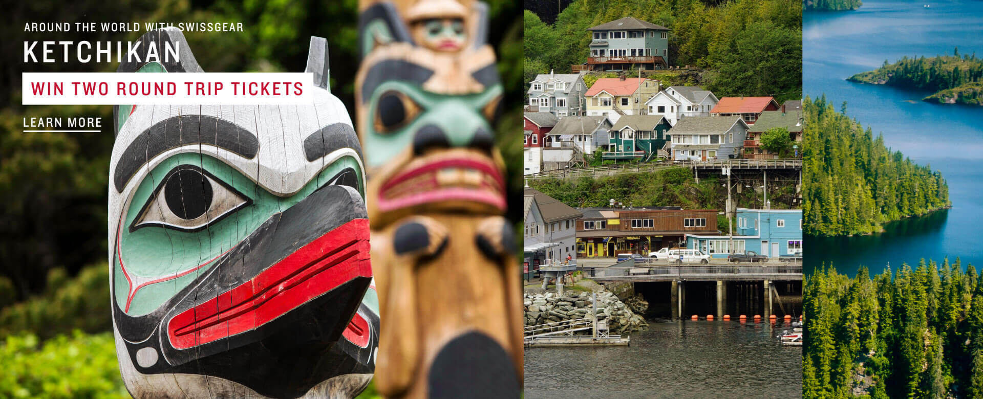 Ketchikan: A Wild Frontier with Deep History and Versatile Culture