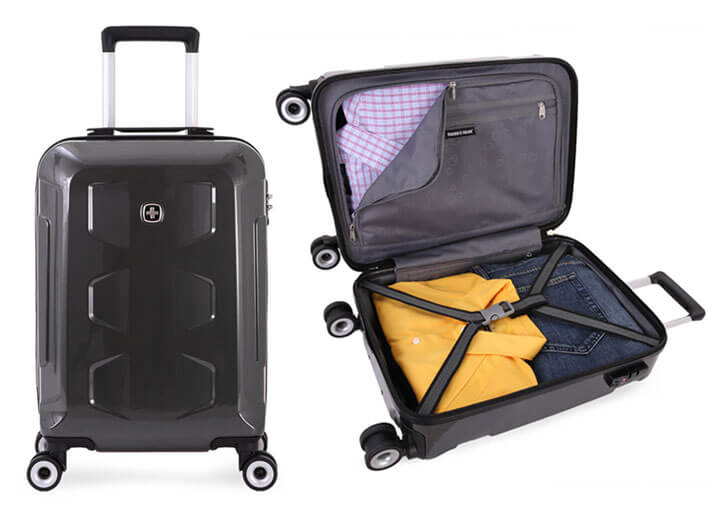 SWISSGEAR 6572 LIMITED EDITION 19-inch HARDSIDE SPINNER