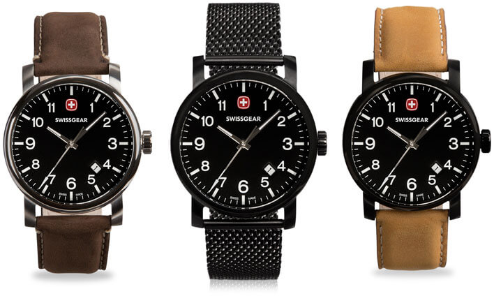 SWISSGEAR LEGACY WATCH Collection