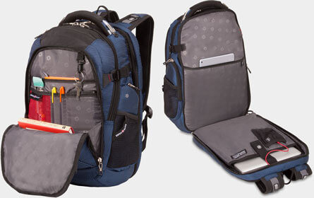 SWISSGEAR 5358 SCANSMART BACKPACK