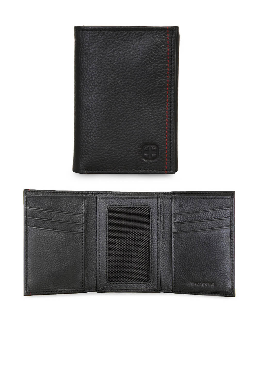 Bern Trifold Wallet – Black