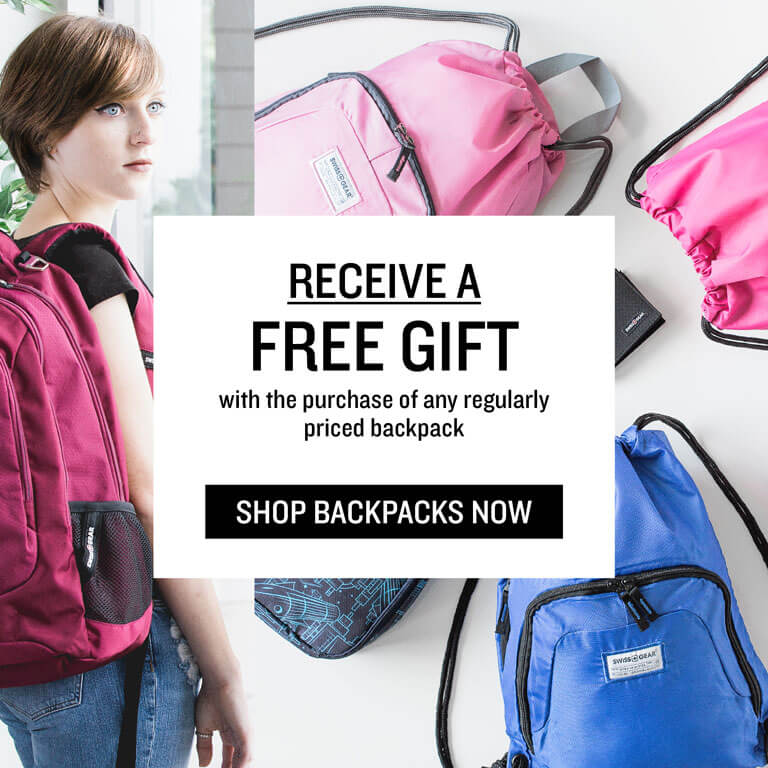 SWISSGEAR Back to School Gift With Purchase