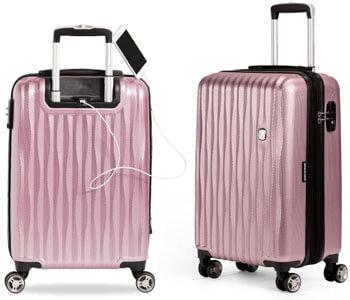 SWISSGEAR 7272 19 inch Energie Hardside Luggage
