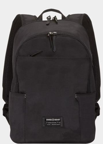 SWISSGEAR 7677 Laptop Backpack in Black