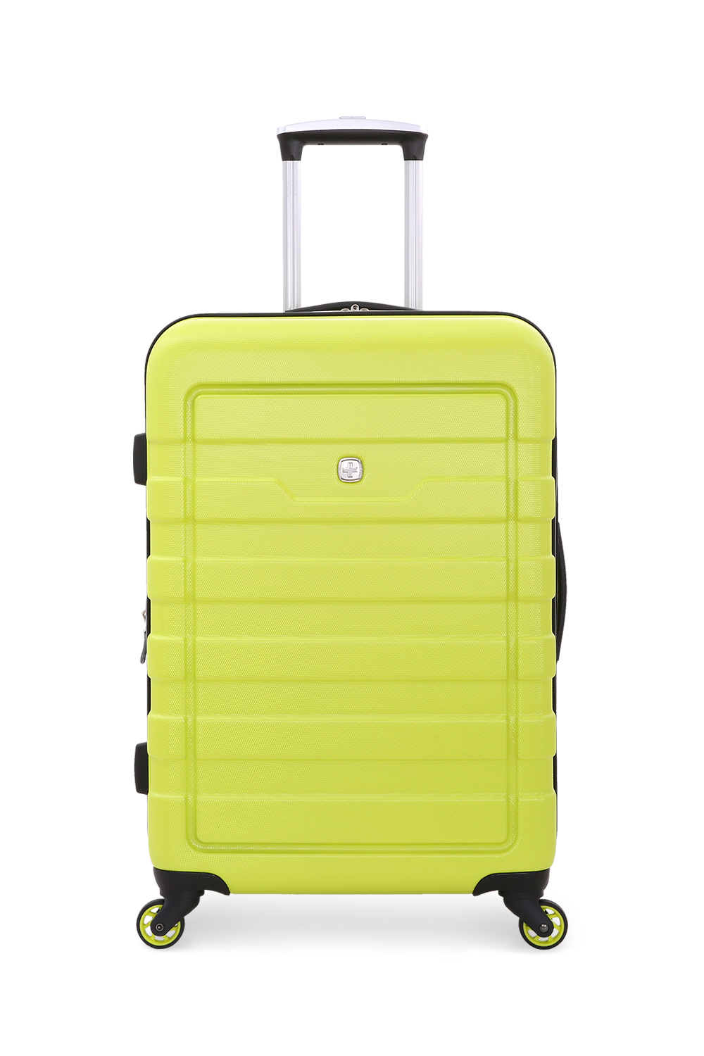 neon-yellow-hard-case-shell-swiss-gear-black-friday-luggage-deal