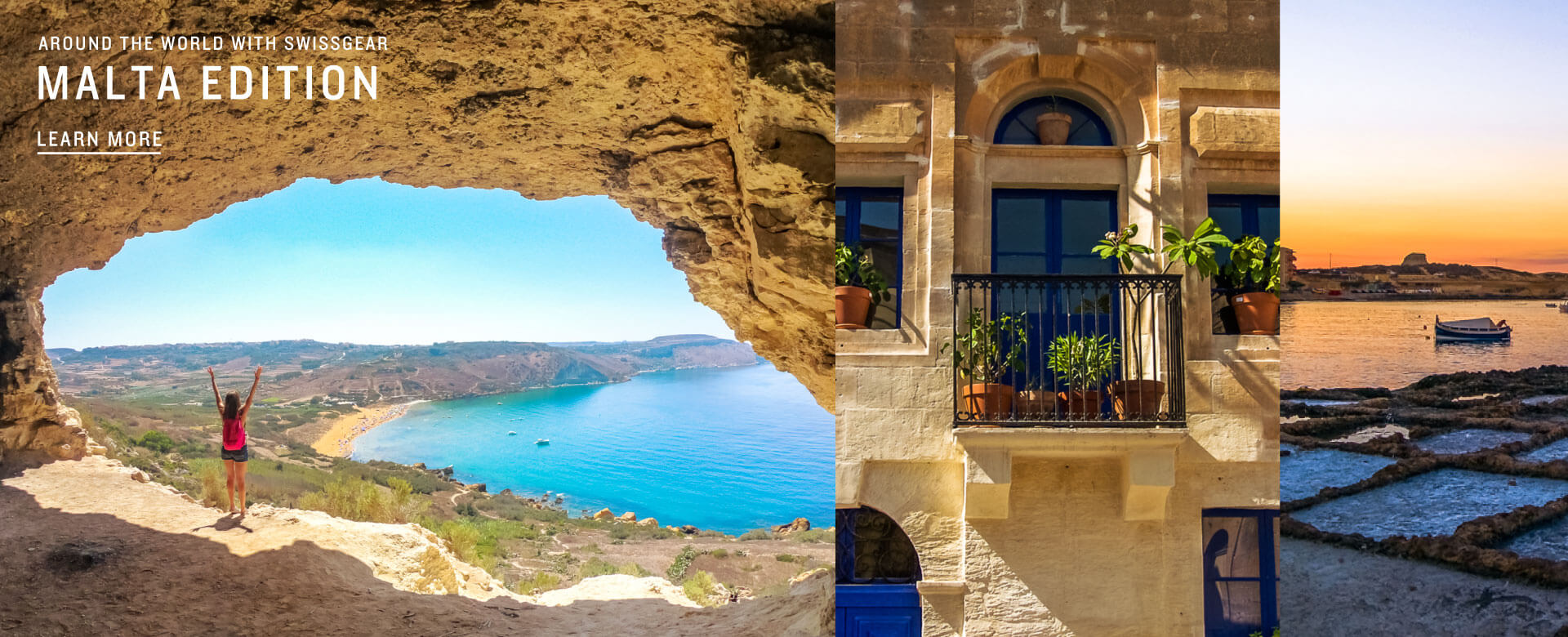 Exploring Malta: The Island of Knights and Legends with SWISSGEAR