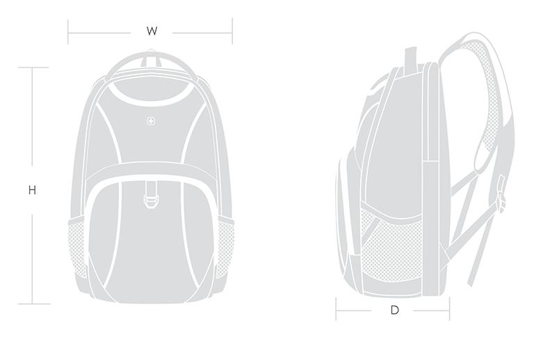 b67c10565f93 Swissgear 6968 ScanSmart Laptop Backpack - Black